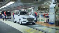 Volvo shifts production to avoid tariffs, chases record sales