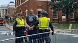 Police make arrest at day of remembrance in Charlottesville