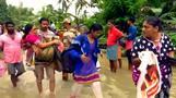 Indien: Schlimmste Überschwemmungen seit 1925