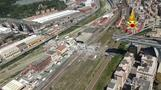 Bergungsarbeiten in Genua dauern an
