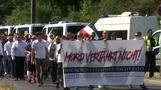 إصابة شرطي في اشتباكات بين اليمين المتطرف وناشطين مناهضين للنازية بألمانيا