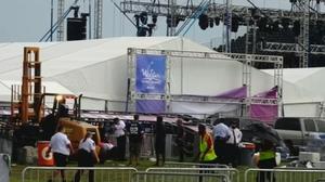 Fans hurt at Backstreet Boys concert in Oklahoma