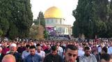 المسلمون يحتفلون بعيد الأضحى في أجزاء مختلفة من العالم العربي
