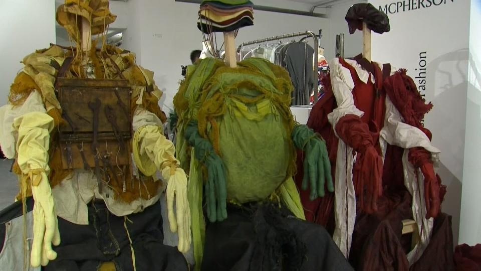 The Brexit wardrobe at London Fashion Week