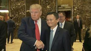 China's Ma reverses U.S. job plan due to trade war