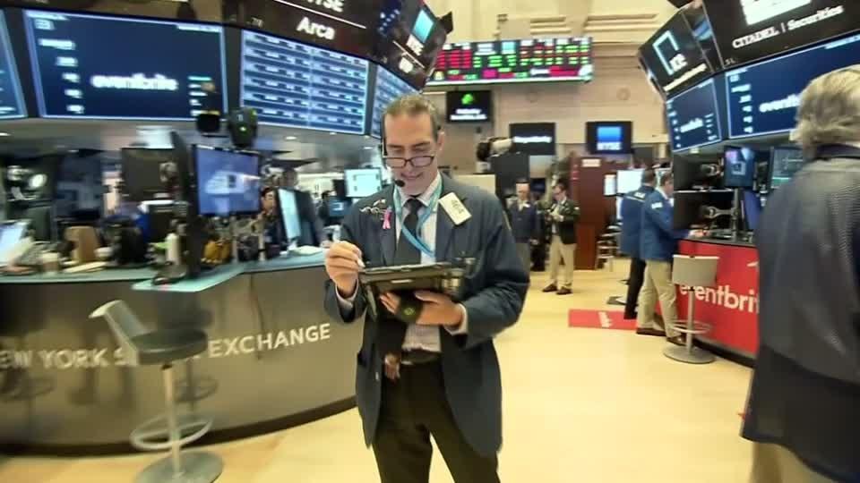 Wall Street rises, Dow hits new high