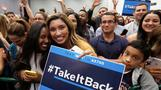 Democrats have enthusiasm edge in midterms: poll