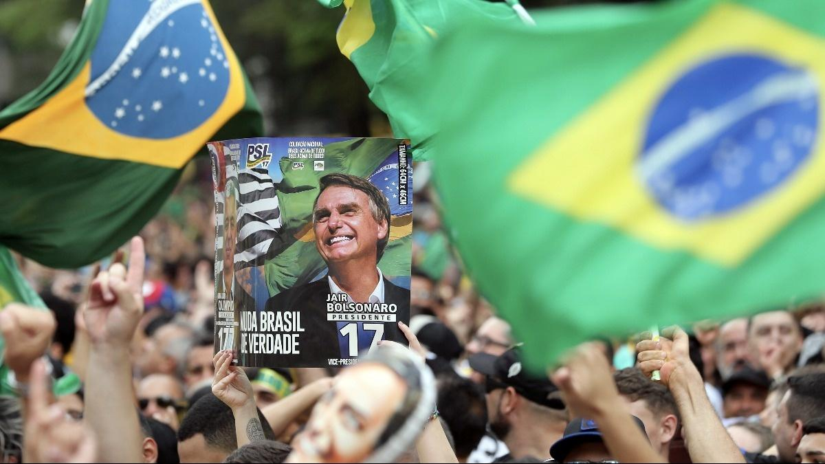 Final round of campaigning in Brazil's election