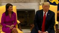 美国驻联合国大使黑利辞职 称不会角逐2020年总统大选