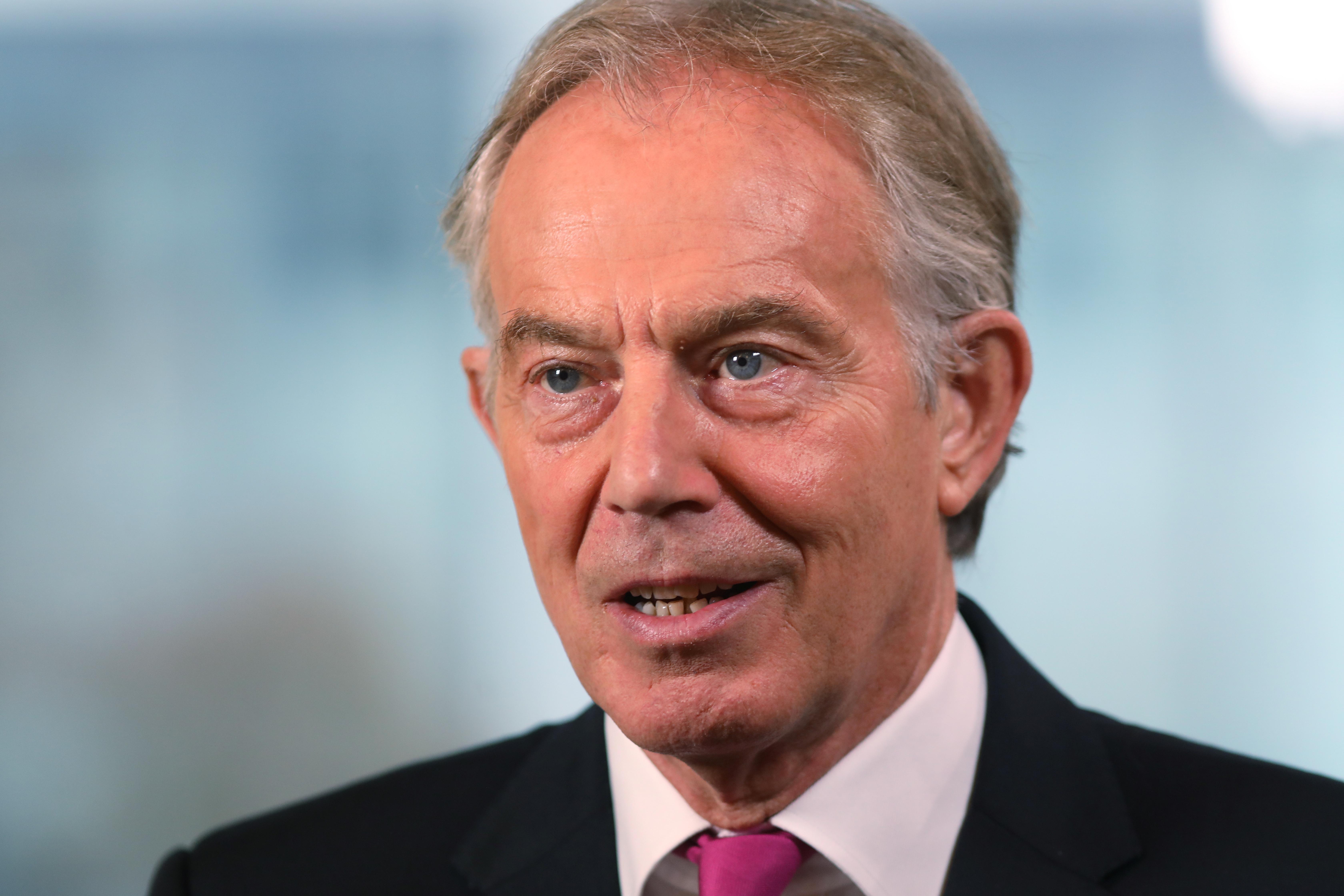 Tony Blair says world's media lacks objectivity