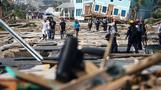Death toll from Michael rises amid search for survivors