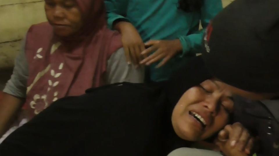 Indonesia flash floods and landslides kill at least 21 and destroy hundreds of homes