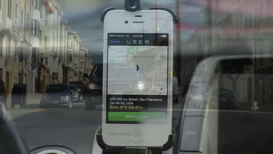 Uber's $120 bln valuation
