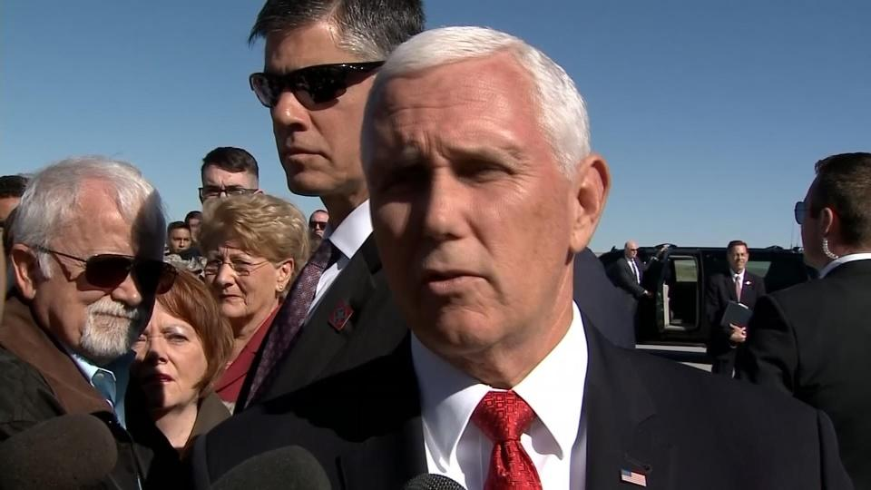 World 'deserves answers' on Khashoggi: Pence