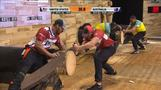 Australia beat their own world record on way to Timbersports team world title