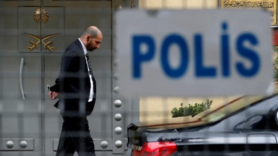 Khashoggi died in consulate 'fight,' says Saudi