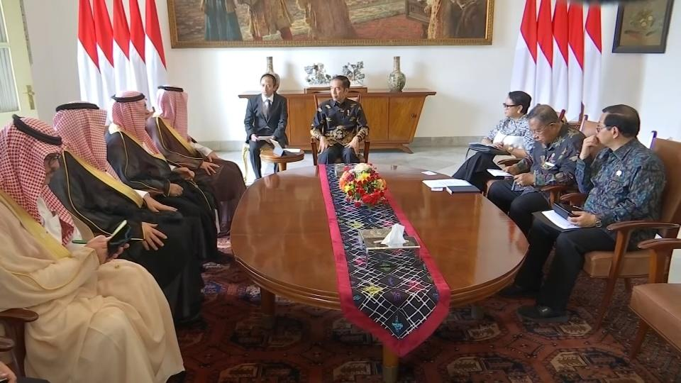 Indonesia calls for 'transparent' investigation into Khashoggi killing