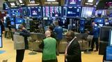 Wall Street falls on earnings worries