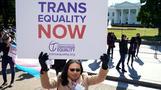 Transgender activists fight Trump plan to roll back rights