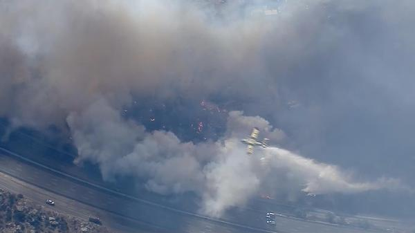 Two new fires added to raging California infernos