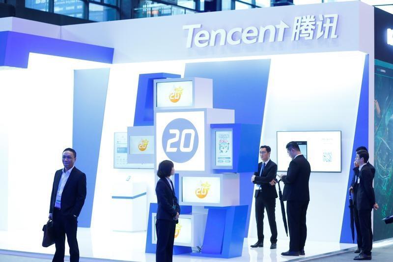 Breakingviews TV: Tencent time