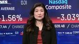 NY株大幅安、「アップルショック」再来で(19日)