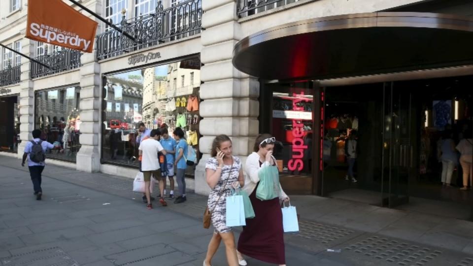 Warm weather chills Zara owner Inditex & UK's Superdry