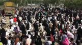 وصول مساعدات إنسانية للحديدة اليمنية مع الاتفاق على وقف إطلاق النار