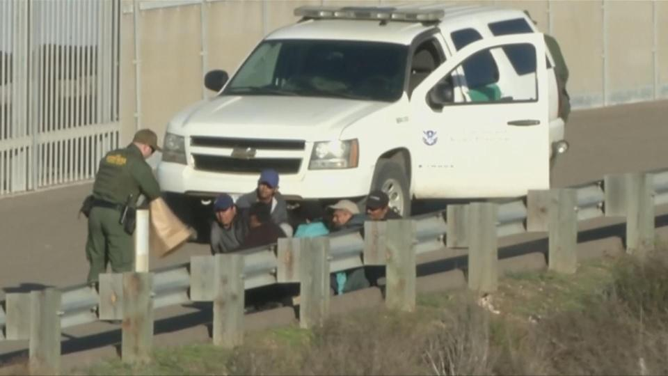 Seven-year-old girl dies after Border Patrol arrest