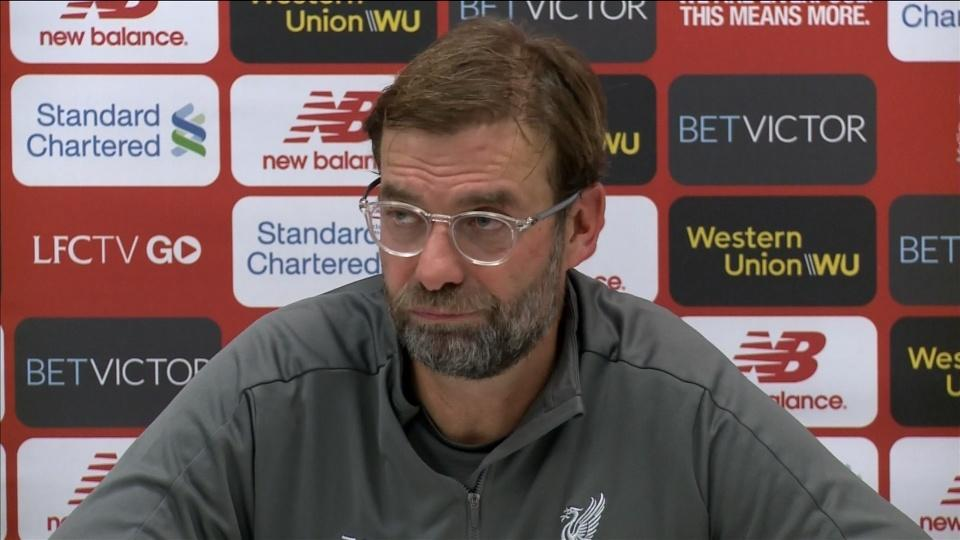 """Klopp calls Mourinho """"outstanding"""" after the Portuguese departs rivals United"""