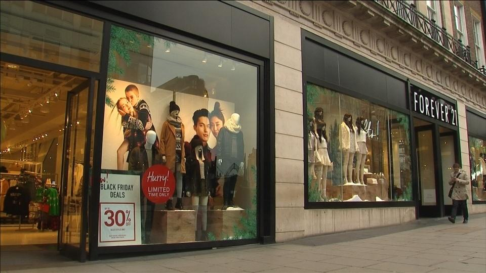 No Christmas cheer for fashion firms in never-ending sales