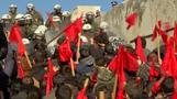 Students and police clash in Athens as teachers protest reforms