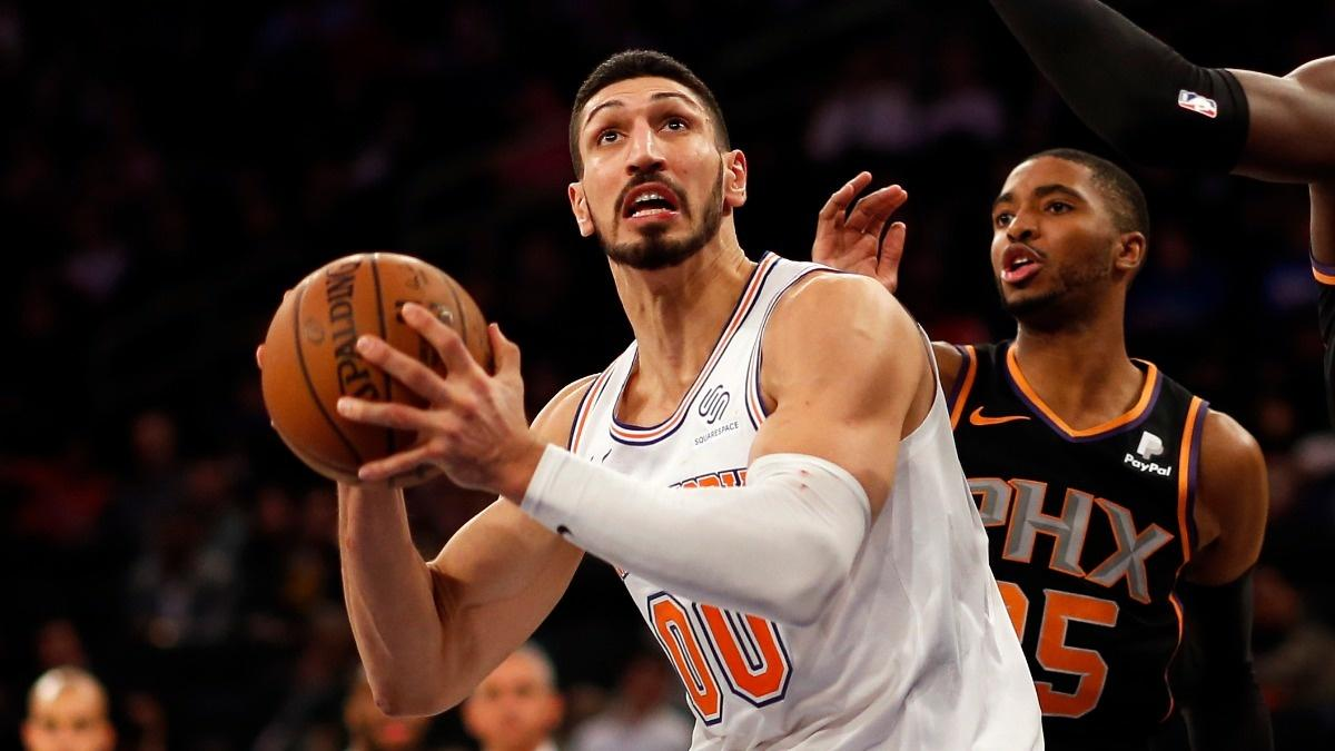 Turkey seeks arrest warrant for Knicks' Kanter