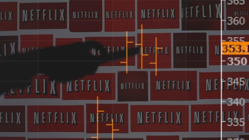 Netflix forecast misses Wall Street view, shares dip
