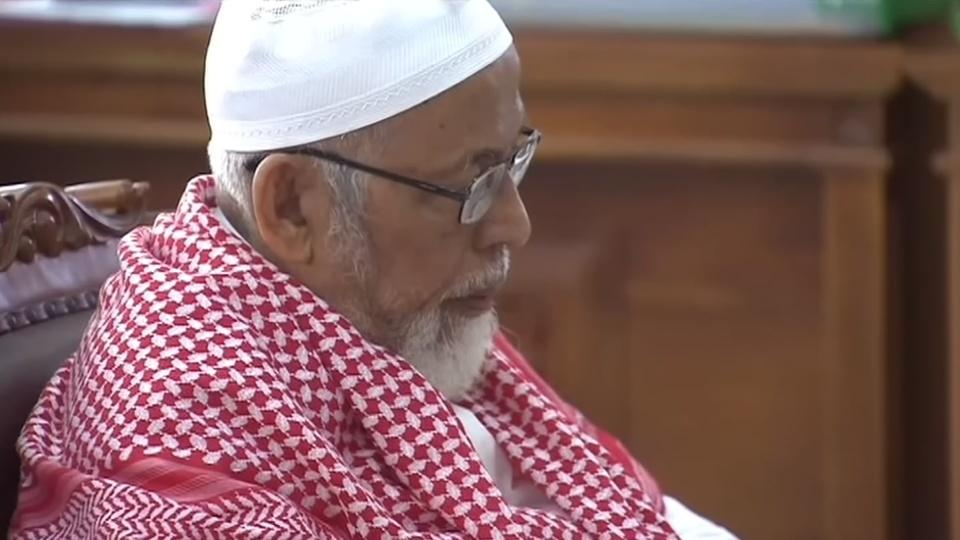 Indonesia reviews early release of terror-linked cleric