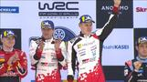 Tanak wins in Sweden to lead WRC championship