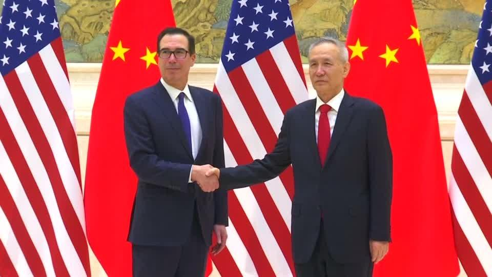 New round of U.S.-China trade set to start Tuesday