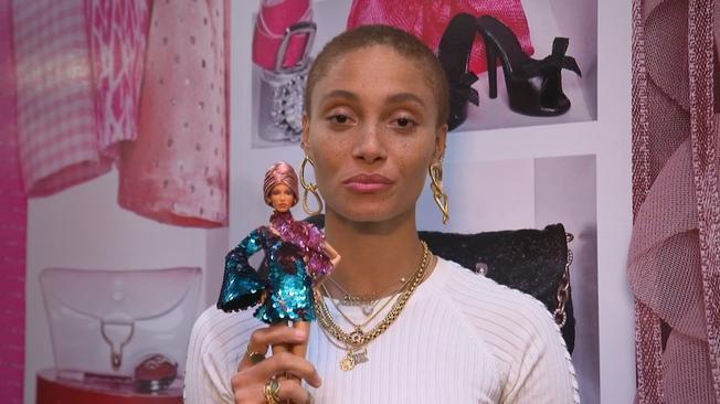 British Model Activist Adwoa Aboah Gets Own Barbie Doll Reuterscom