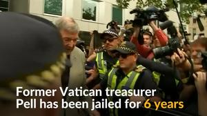 Former Vatican treasurer sentenced for sexual attack on choir boys