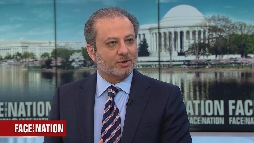 SDNY doesn't 'care about politics': Bharara