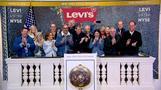 Levi's soars in stock market return