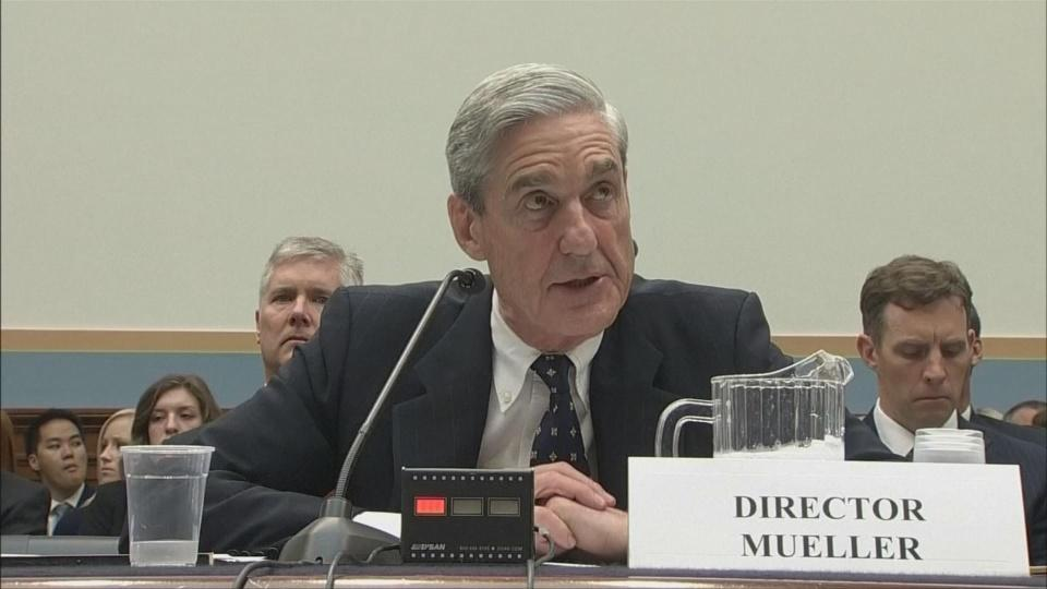 Mueller sends Russia probe report to DOJ