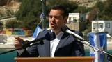 Tsipras wirft Türkei nach Luft-Zwischenfall \