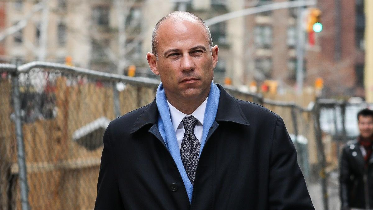 Michael Avenatti arrested in Nike extortion scam