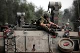 Israel ramps up border security amid Gaza clashes