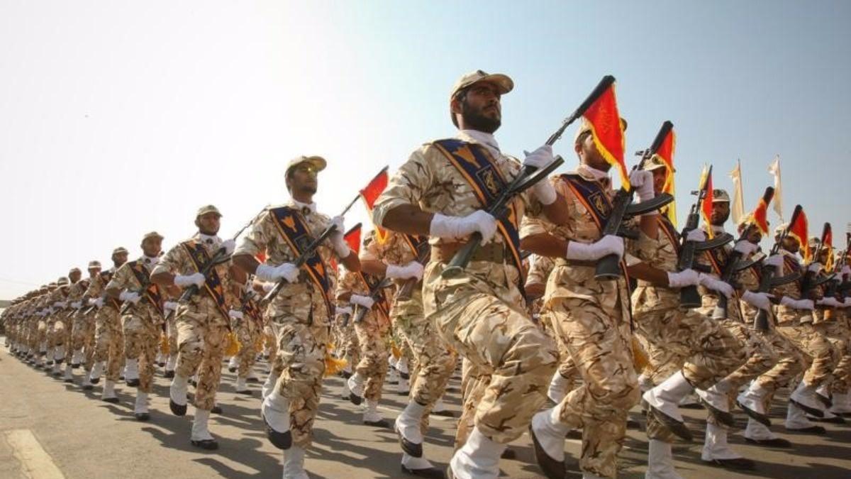 """Iran calls U.S. blacklisting of guards """"vicious move"""""""