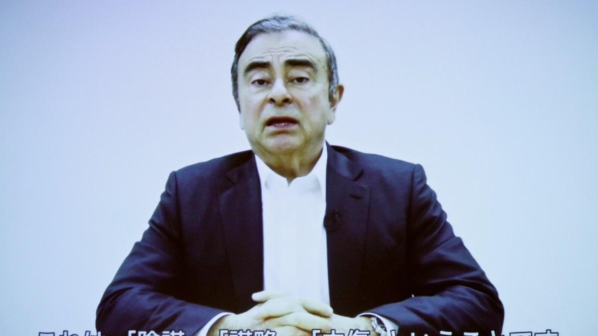 Ghosn slams 'backstabbing' Nissan colleagues