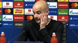 Guardiola says City suffered a 'cruel' exit from Champions League