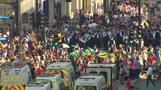 شرطة بريطانيا: إجمالي نشطاء البيئة المعتقلين تخطى 700
