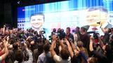 النتائج شبه النهائية تشير لفوز ممثل كوميدي برئاسة أوكرانيا